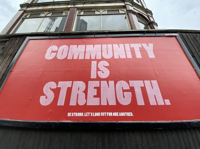 Community led action Inquiry appoints independent Co-chairs